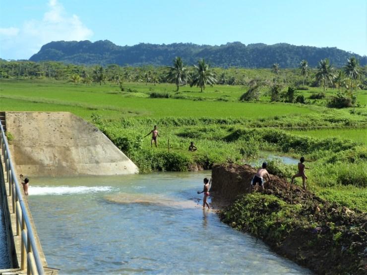Buhing Kalipay reservoir
