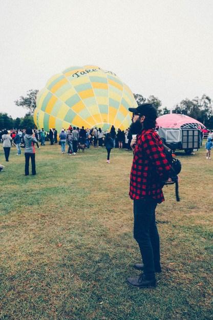 Canberra Balloon Spectacular 2017 Skymie