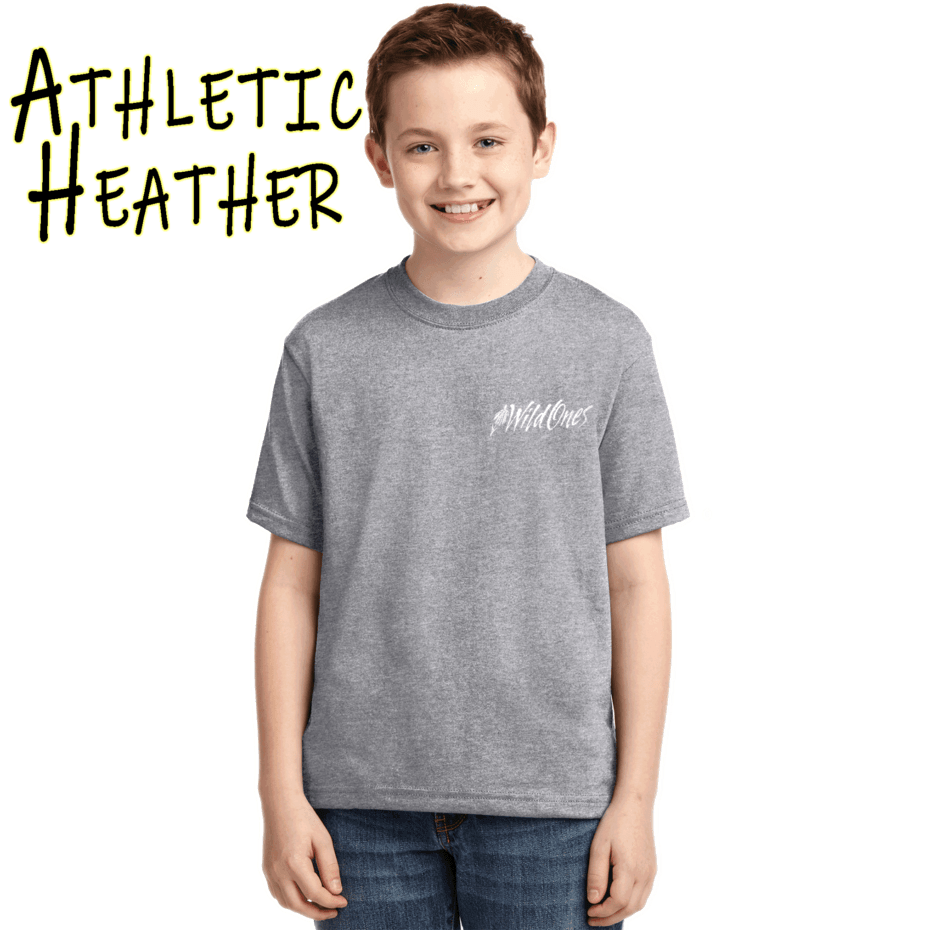 Dri-Power Active Youth Tee