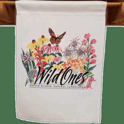 Butterfly Garden Banner