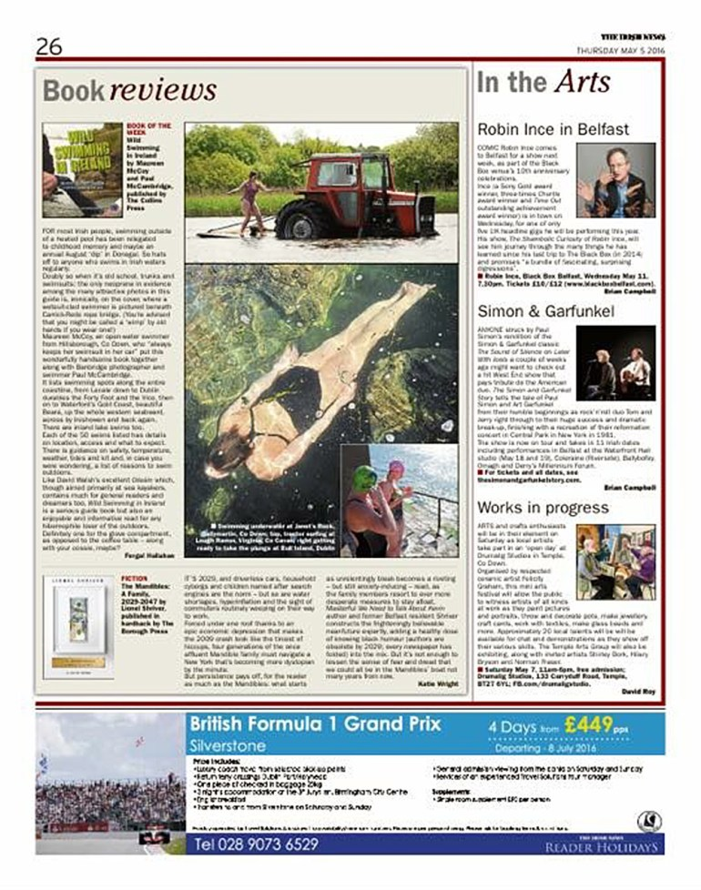 Irish News Review -1a