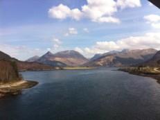 From Ballachulish Bridge