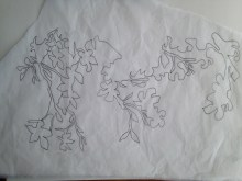 Pen tracing