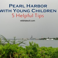 Visiting Pearl Harbor with Young Children: 5 Helpful Tips