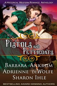 Novella, Prequel to Devil in Texas, Historical Western Romance, Anthology, Barbara Ankrum, Sharon Ihle