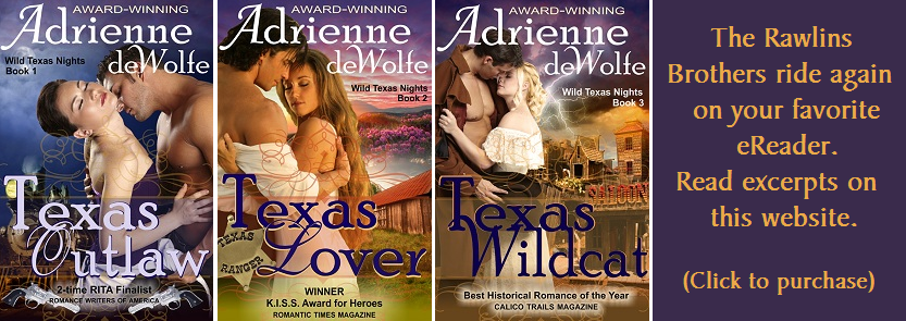 Wild Texas Nights: series of Western Historical Romance Novels