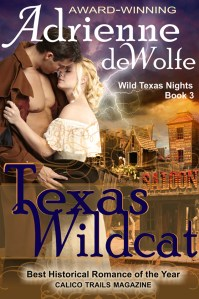 Award-Winning Romance - Book 3 Wild Texas Nights