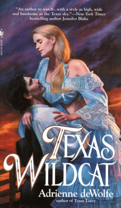 Book 3 in Adrienne deWolfe's award-winning Wild Texas Nights Trilogy