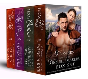 Historical Western Romance Anthology