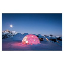 Igloo Hotel Stay In Andorra - Wildthentic