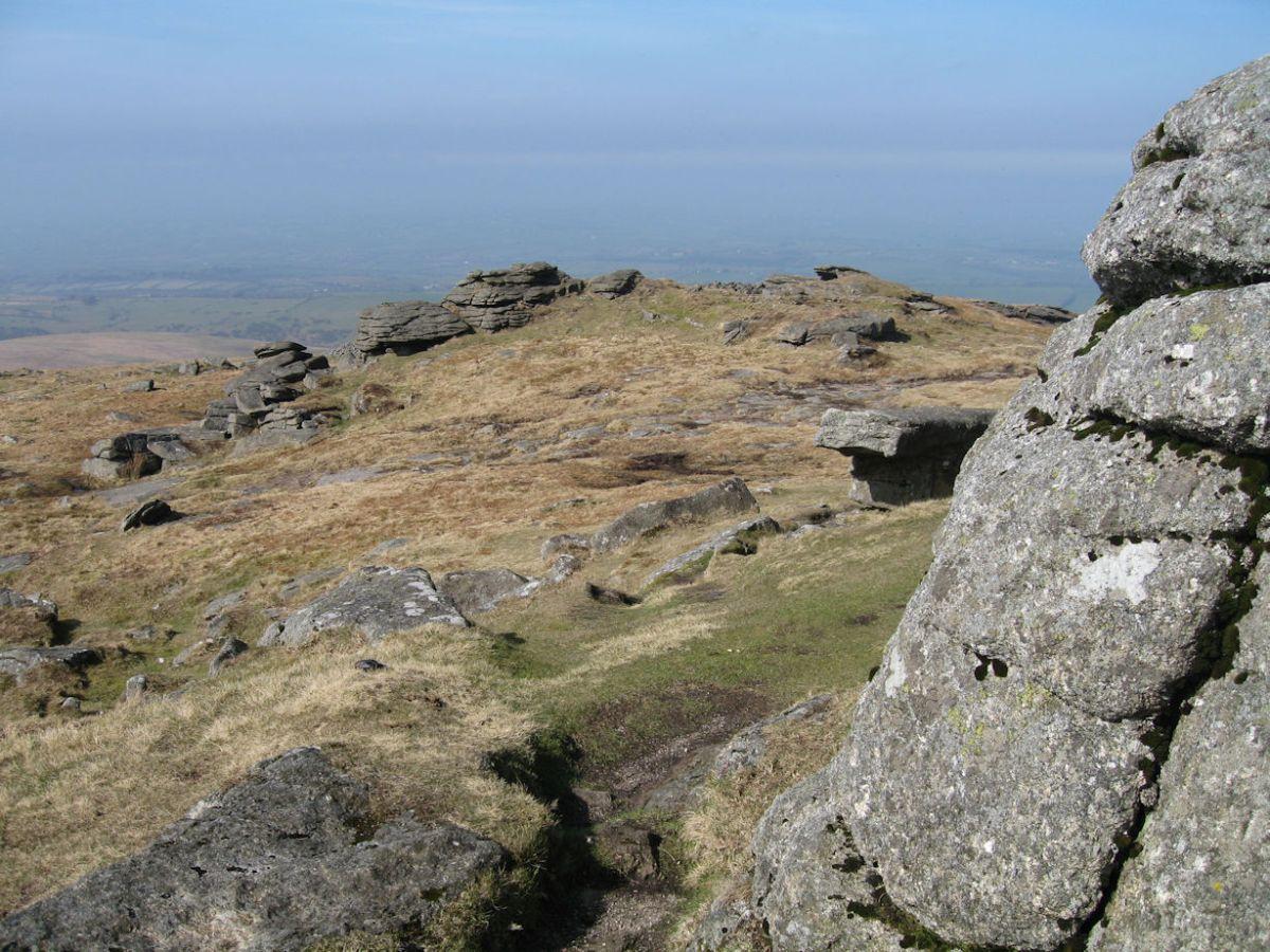 High Willhays: closest place to heaven in Devon