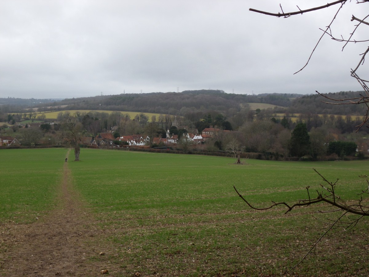 New Year's Day – Little Missenden
