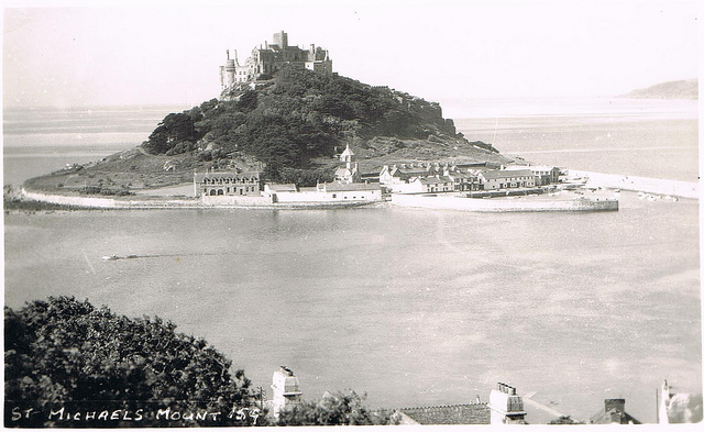 Black and White Postcards from Cornwall