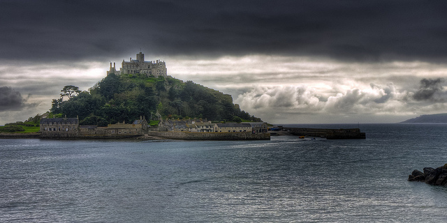 HDR Photography of Cornwall