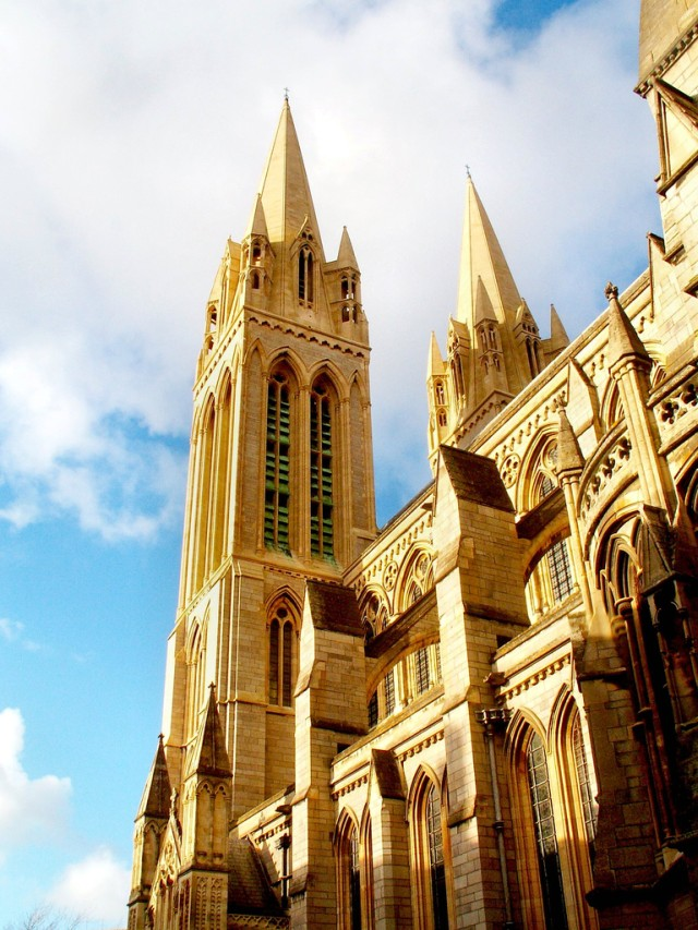 Truro Cathedral – Photography