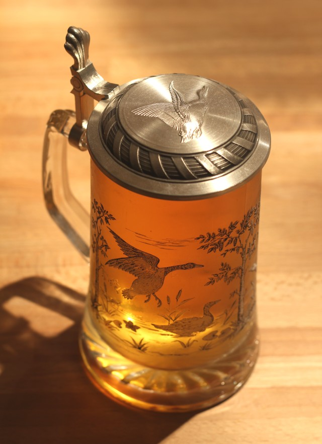 Traditional Beer Steins