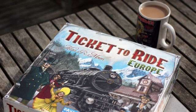 Ticket To Ride Europe – The Best Board Games