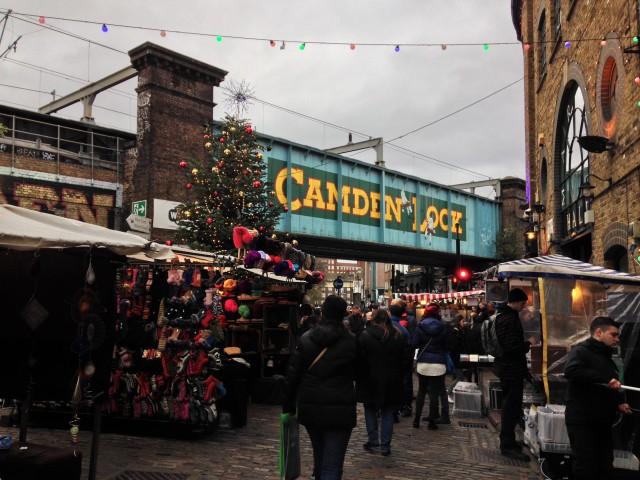 London Trip – Part Two – Camden Market, The Museums & Winter Wonderland