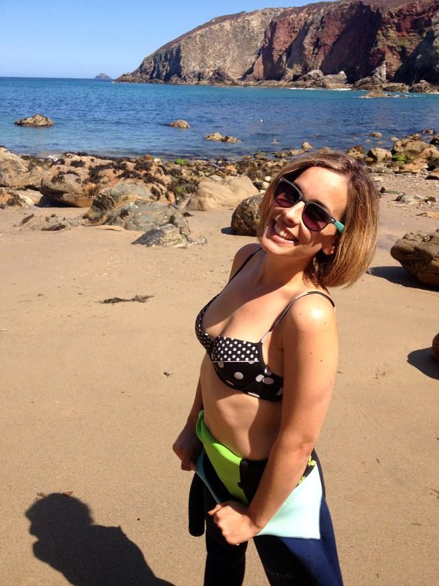 Cornwall Secret Beach