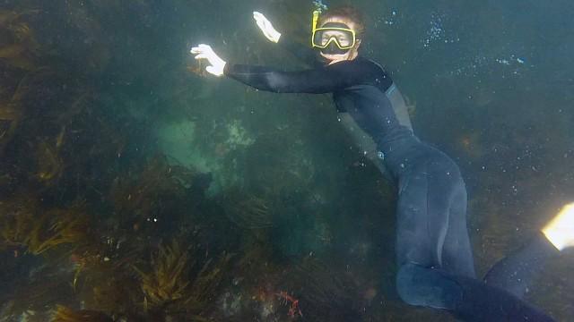 Stu Snorkel Cornwall