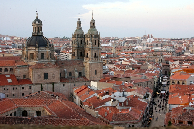Salamanca's Cathedral and the Nosilife Adventure Shirt