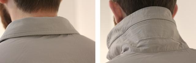 Craghopper Shirt Collar