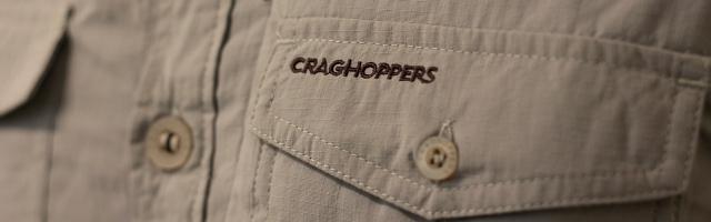 Craghopper Shirt Logo