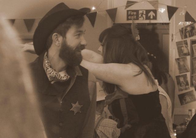 Cowboy Beard