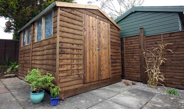 How To Put Up and Insulate A Shed