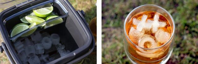 Oxo Ice Bucket Inside