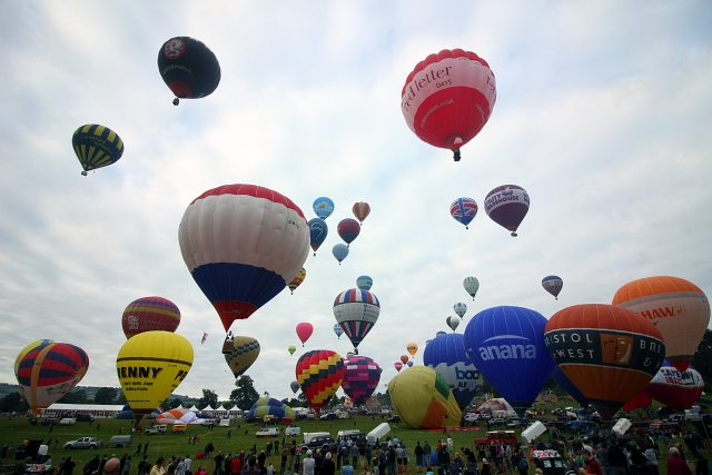 Bristol Balloon Fiesta 2016 in Photos and a Few Words