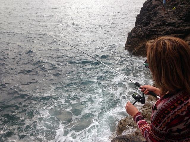 Fishing North Cornwall