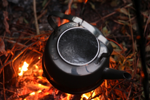 Petromax Teakettle TK2 Review – A Great Campfire Kettle