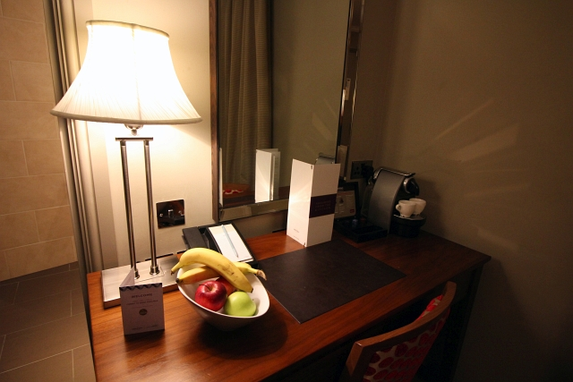 mecure-hotel-staines-privilege-rooms-fruit-coffee-machine