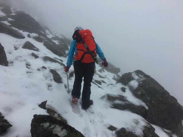 Snow Axe Waking Pole Helvellyn