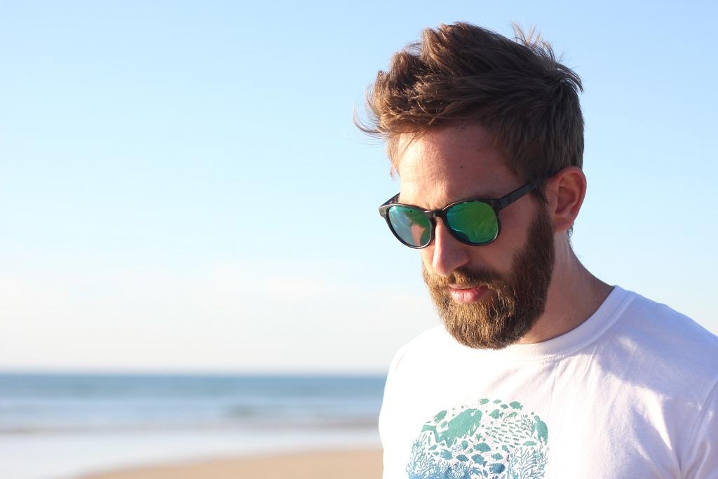 SunGod Sierra Sunglasses Man