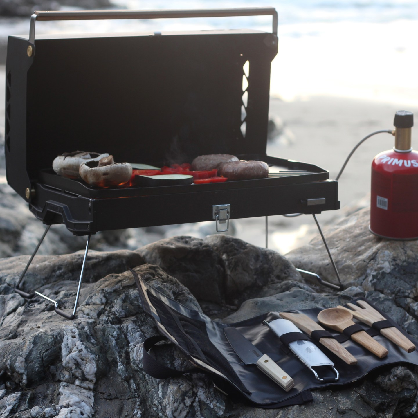 Campfire Cookery Christmas Gifts From Primus
