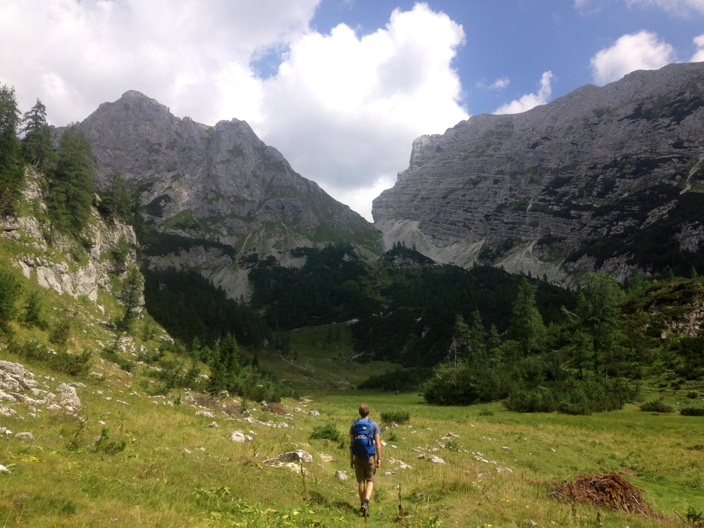 Climbing Mount Triglav, Slovenia 2864m Part One