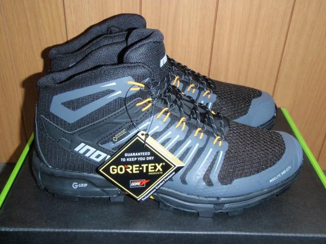 Inov8 Roclite 345 GTX boots - Men's UK size 9