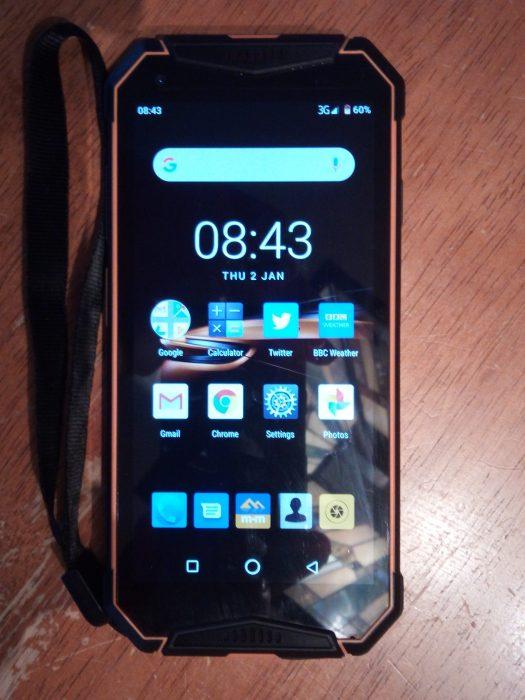Ulefone Armor 3W phone