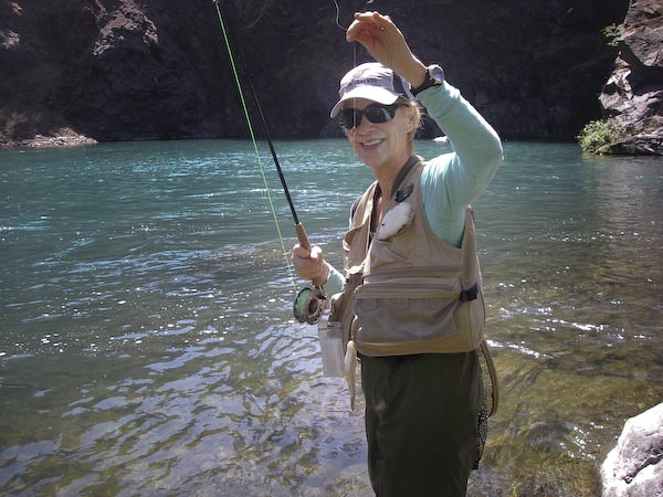 McCloud River does it again 8911 Wild Waters Fly Fishing