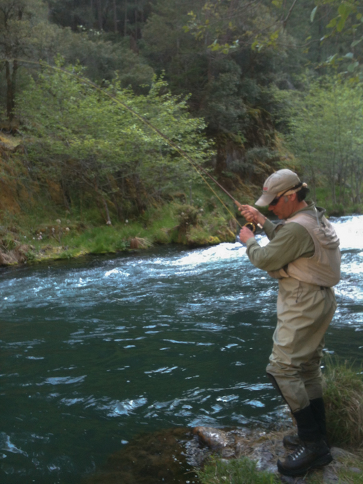 McCloud River Fly Fishing 051112 Wild Waters Fly Fishing