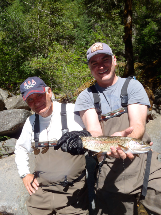 McCloud River Fishing Report Wild Waters Fly Fishing