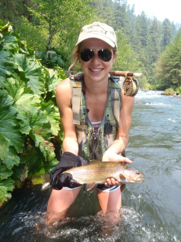The McCloud River Wild Waters Fly Fishing