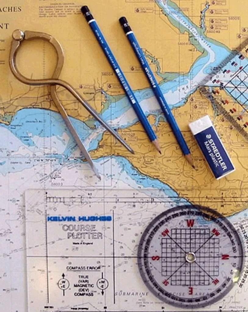 Wild West Sailing | RYA Yachtmaster Theory & Navigation | Sailing Courses Ireland