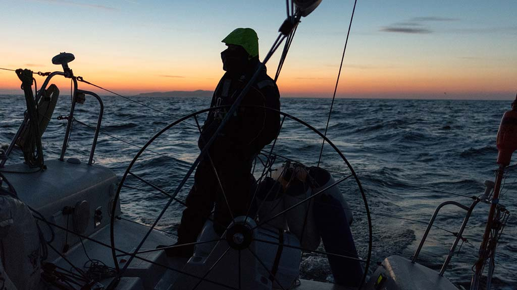 Peace at Dawn | Bantry Bay, Co. Cork | Wild West Sailing | Co. Sligo, Ireland | Coastal Skipper Course | Wild Atlantic Way