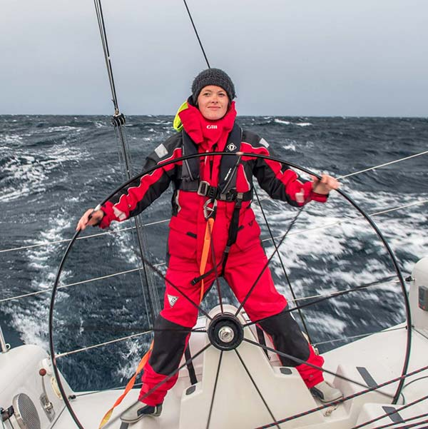 Wild West Sailing | Sophie Takes it in her Stride