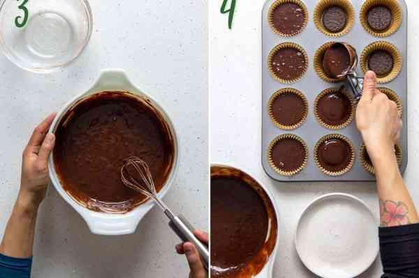 Oreo cookie & cream cupcakes