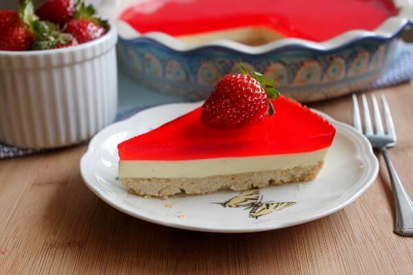 Jello dessert