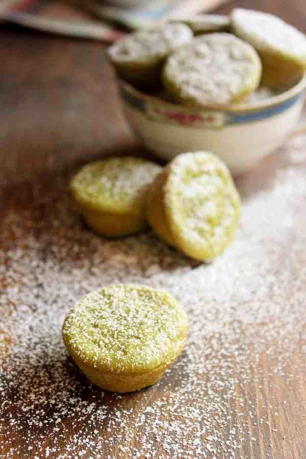 Green Tea Coconut Mochi 5